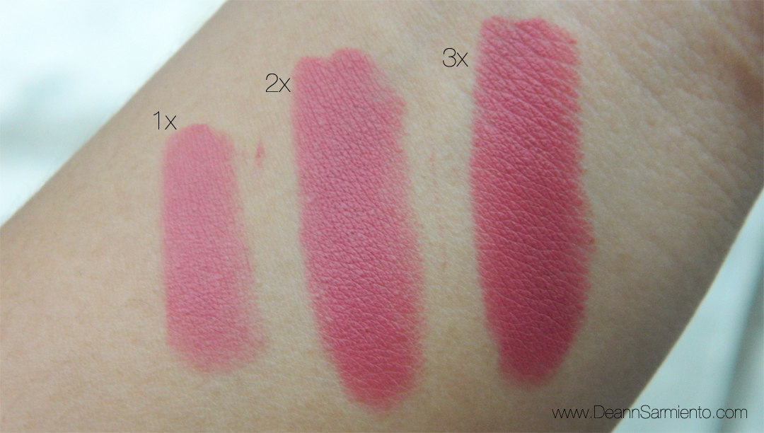 Flower Velvet Lip Chubby in Berry-more shade swatches