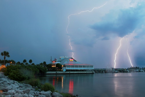 kmprestonphotography lightningstorm lightning indianriver sebastianfl yahooweather projectweather florida landscape nature day cloudy 245 500views 100views explore weather 1000views project storm night planetearth threeofakind