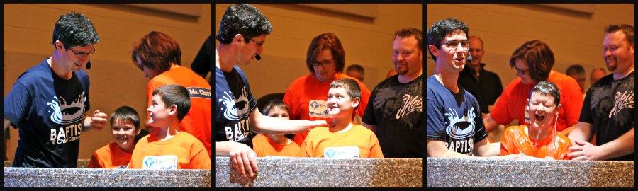 christopher baptism
