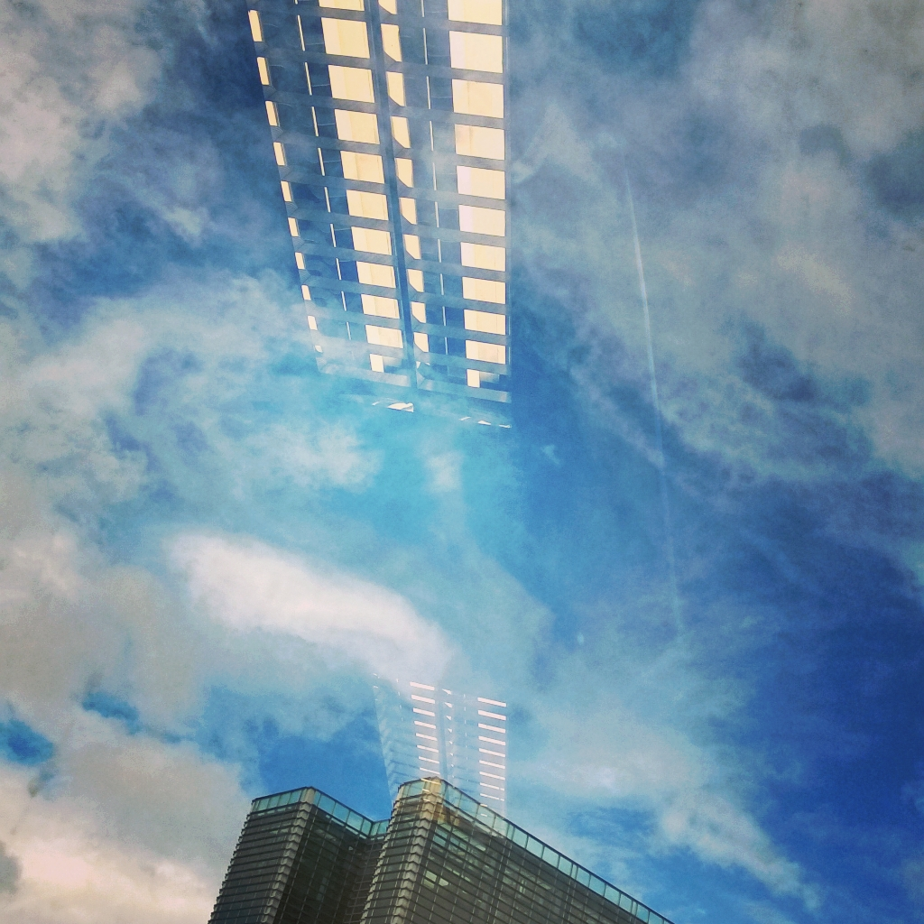 Tube Light in Sky