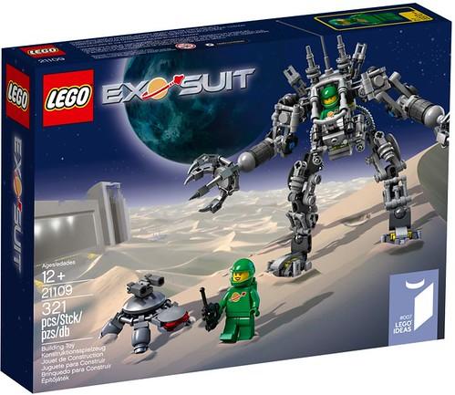 LEGO Ideas 21109
