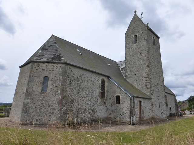 132 Église de Grenneville, Crasville
