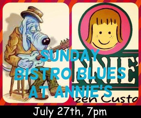 Bistro Blues 7-27-14