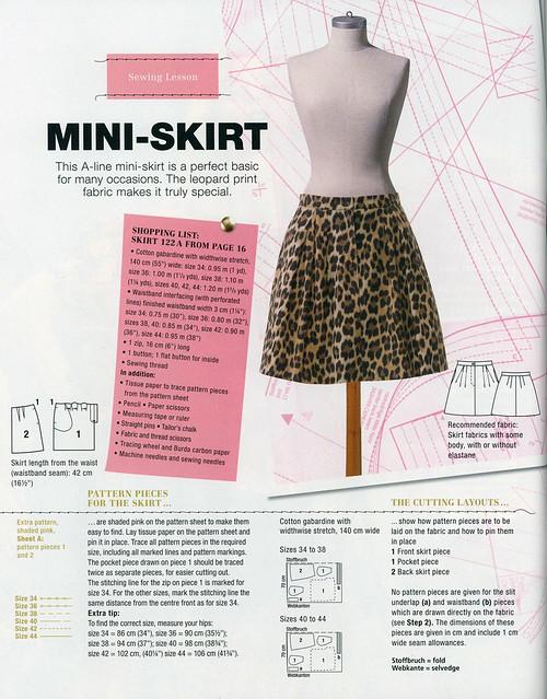 Burda-August-2014 Sewing Lesson