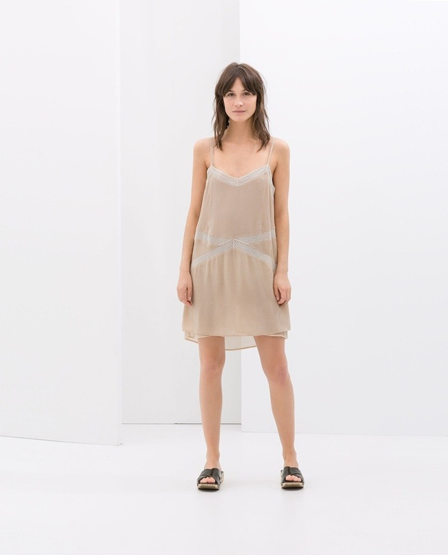 vestidos lenceros 2014