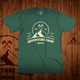 Adventure Camp t-shirt