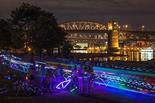 VanCity Bike Rave ~ Vancouver, BC
