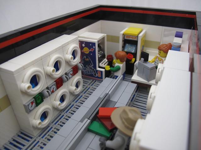 The Laundry Room - Godwins Hollow