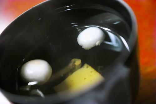Surugaya eel soup