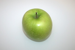 05 - Zutat Apfel / Ingredient apple