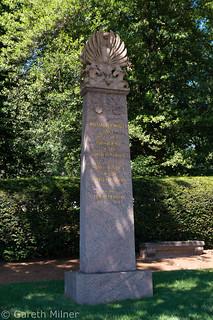 Image of William Howard Taft. usa grave washingtondc nikon president arlingtonnationalcemetery tamron arlingtonnationalcemetary 18200mm d3200 williamhowardtaft helenherrontaft garethmilner