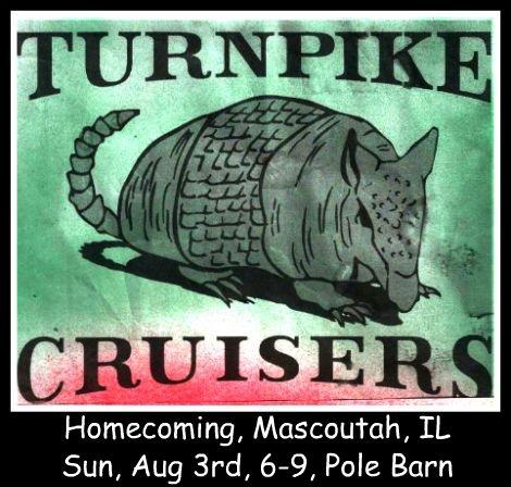 Turnpike Cruisers 8-3-14