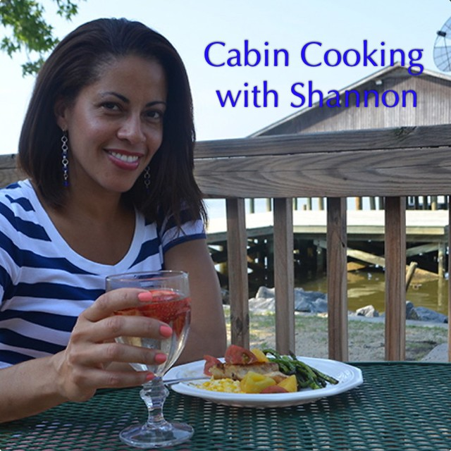 Cabin Cooking with Shannon for August