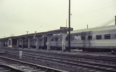 19671200 06 CB&Q California Zephyr @ Aurora, IL
