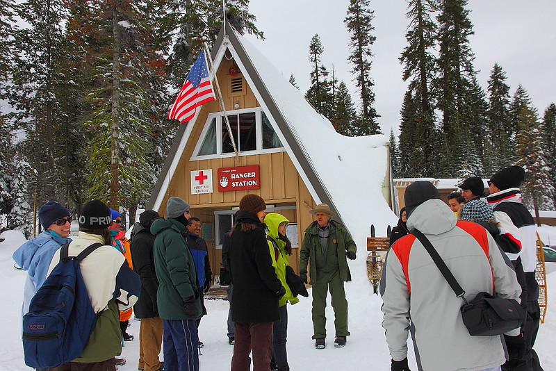 IMG_8268 Ranger-Led Snowshoe Walk
