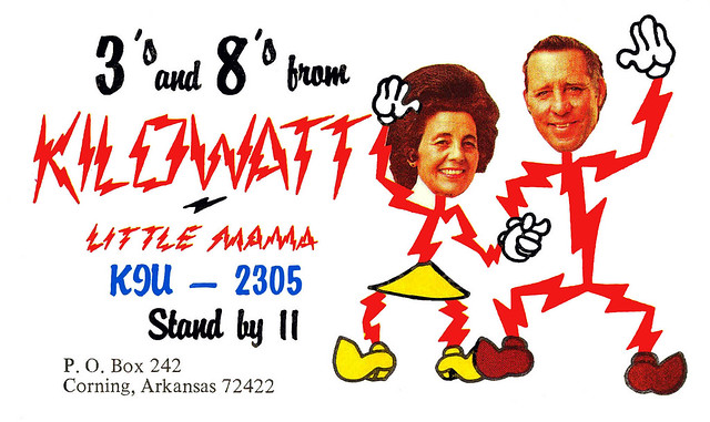 Kilowatt & Little Mama - Corning, Arkansas