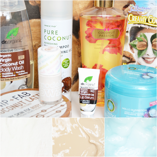 Coconut_scented_beauty_products