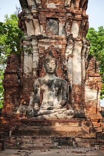 Ayutthaya - Wat Mahathat