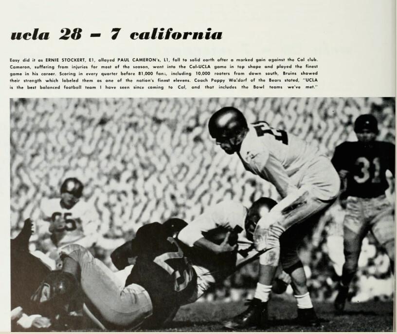 UCLA 1952 Letter