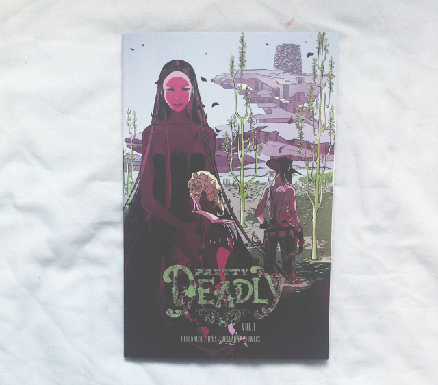 pretty deadly graphic novel graphic novels by women lifestyle book blog uk