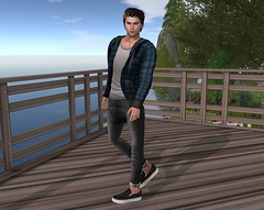 R3volt, Hooligan Ink, :Gabriel:, [Expressive Poses], -Labyrinth-, ::Ecile::, The Mens Dept
