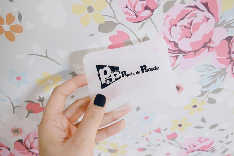 Papel De Parede Quarto Como Aplicar ~ Como aplicar papel de parede adesivo + antes e depois do meu quarto