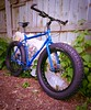 Jeff's Surly Pugsley Fat Bike