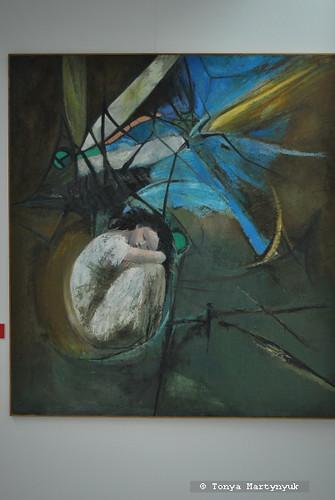4 - Maria Keil - выставка в Каштелу Бранку