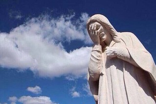 Christ Facepalm / Doc, via Flickr