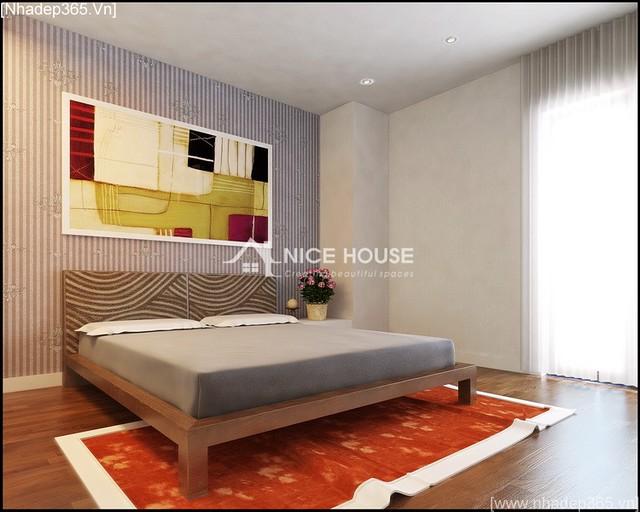 Thiết kế nội thất chung cư CT2_3