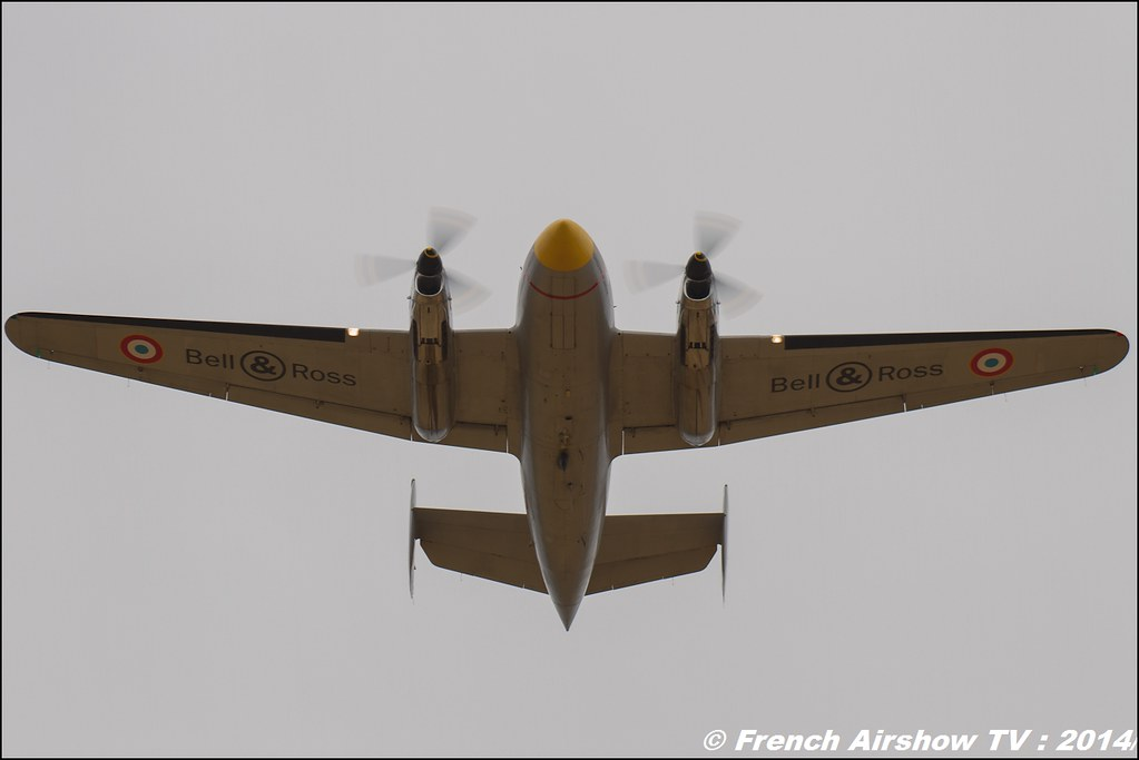 Dassault Flamand MD311- MD312, Amicale des Avions Anciens d'Albert, Meeting Aerien BA-133 Nancy Ochey 2014
