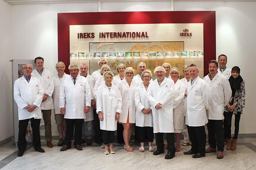 IREKS & Andrew Ingredients Customer Trip - July 2014