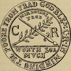 """Image from page 468 of """"Trade tokens issued in the seventeenth century in England, Wales, and Ireland"""" (1889)"""
