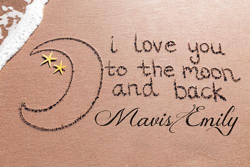 Mavis Emily's Sand Moon