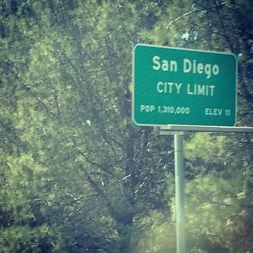 Photos on the fly - last stop, #sandiego!! #kategoestocalifornia