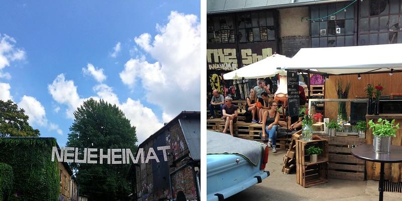 Village Market // Neue Heimat