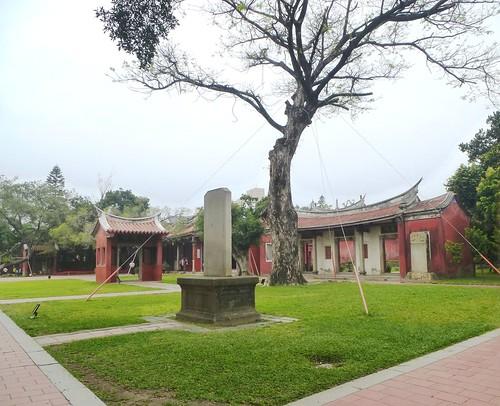 Taiwan-Tainan-Temple Confucius (3)