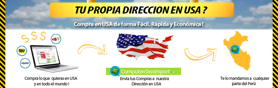 ComputerClassImport - Envios de USA a Peru