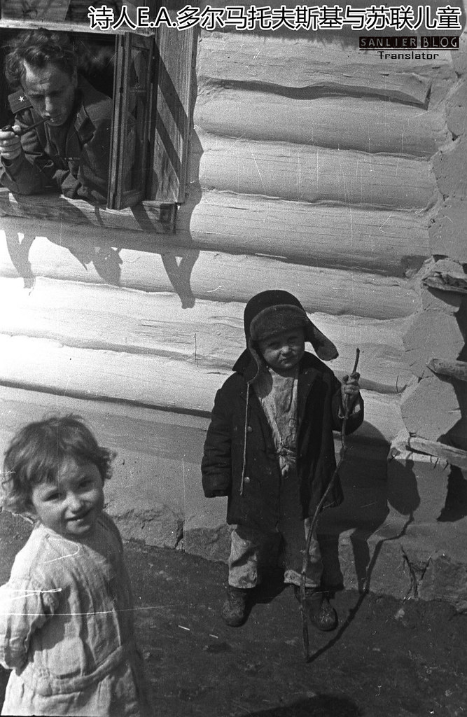 伟大卫国战争中的儿童85