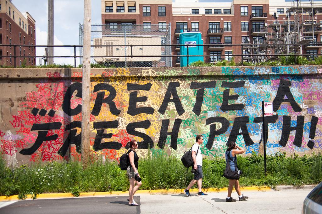 #FlickrPhotowalk #Chicago #streetart #graffiti Pilsen3August2014-75