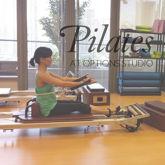 Pilates square