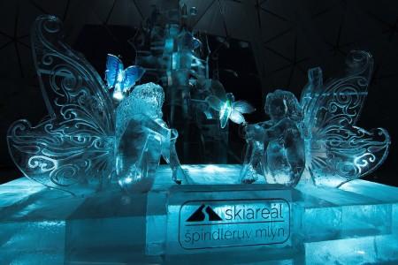 Spojte lyžování s kulturním zážitkem a navštivte unikátní špindlerovské ledárium