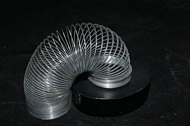 Halfway: Slinky Toy