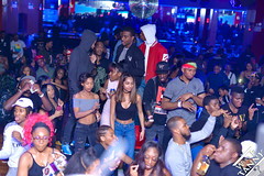 Thirsty Thursday College Night At Club Love