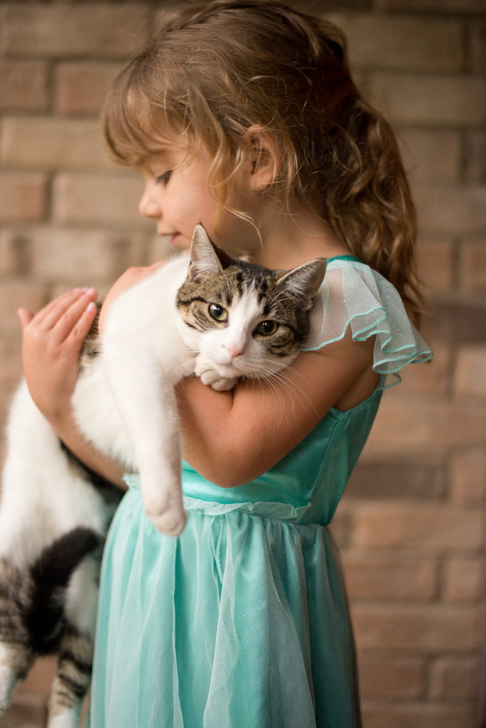 """Reese and """"Her"""" Kitty"""