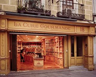 La Cure Gourmande, Madrid