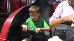 Big kid rides