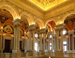 Thomas Jefferson Building, Library of Congress