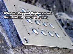 Wireless Keypad Replacement
