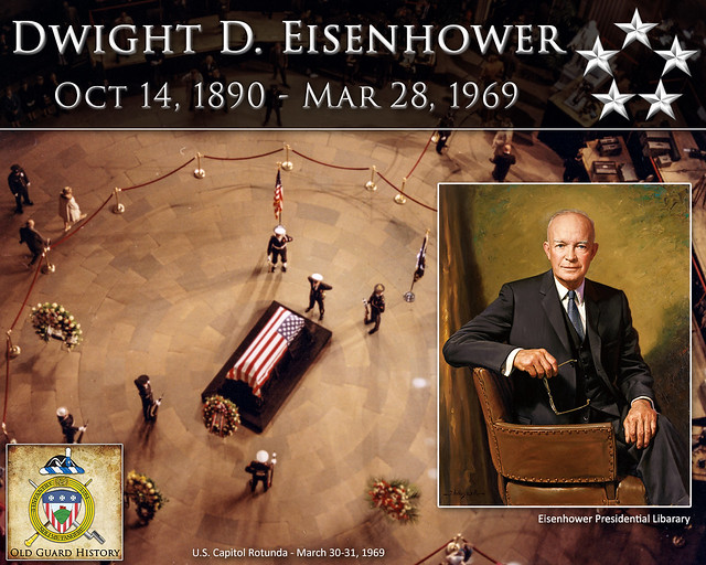 03-28-Death of Eisenhower